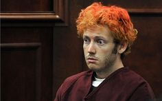 James Holmes appears in court at the Arapahoe County Justice Centre in Centennial, Colorado. Holmes, 24, is accused of shooting dead 12 people and wounding 58 others at a cinema in Aurora, as moviegoers packed the midnight screening of the latest Batman film, The Dark Knight Rises.Picture: RJ SANGOSTI/AFP/GettyImages