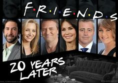 Photo of FRIENDS for fans of Friends.
