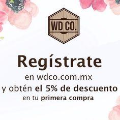 ¡OBTÉN PROMOCIONES CON WDCO! Sólo debes de seguir el siguiente paso ☀Registrarse en ww.wdco.com.mx y LISTO!!!!