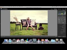 Using Graduated Filters in Lightroom