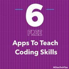 6 Free Apps to Teach Coding Skills - from Hopscotch to Codecademy