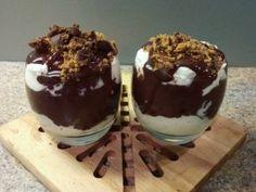 Gyors mascarponés somlói | NOSALTY Cake Cookies, Pudding, Food, Essen, Puddings, Yemek, Meals