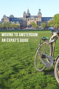 Whether you're moving for a job, a partner or just a love of the city, my guide to moving to Amsterdam will hopefully offer some helpful advice. Amsterdam Living, Amsterdam With Kids, Amsterdam Holland, Adventure Aesthetic, Moving Overseas, Travel Jobs, Living In Europe, Work Abroad, Adventure Is Out There