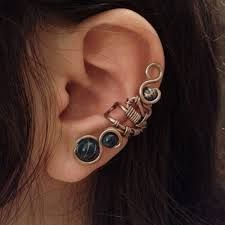 Image result for ear cuff