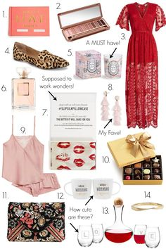 Valentine's Gift Ideas: Under $100 | Coffee Beans and Bobby Pins