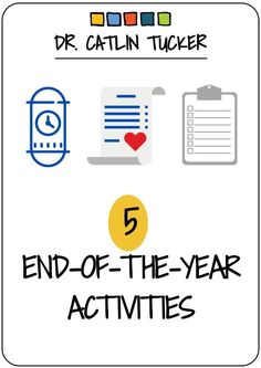 As this year winds down, consider using one or more of these activities to help students reflect on what they learned. You can also gather feedback about instruction, curriculum, projects, and technology. Class Routine, Poetry Projects, Reflective Practice, Cult Of Pedagogy, Feedback For Students, Feeling Exhausted, End Of School Year, Instructional Strategies, Time Capsule