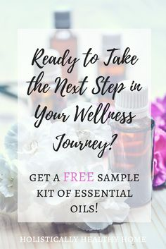 Request your FREE (absolutely free!) sample kit of essential oils and participate in a fun 5-day Facebook event to learn how to use them!
