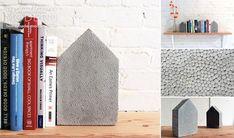 DIY Beton Buchstützen #diy #concrete #tutorial