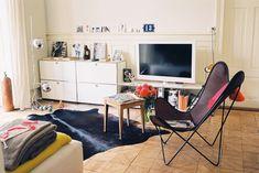 """""""Ich besitze diese Möbel seit 20 Jahren. Das spricht für die Qualität und den Nutzen."""" - Frank Urech. http://www.personalities-by-usm.com/jeanette-und-frank-urech/"""