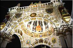 recepción de la Virgen en Almonte