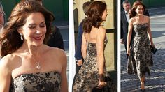 Billedbladet.dk Crown Princess Mary fashion and jewels through the years