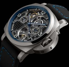 One of the most surprising creations of the Panerai.