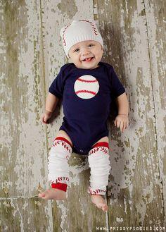 Baseball Bodysuit, #baseball #baby #getgrizzlie