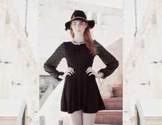 Towanda Knitwear :: Topaz Dress