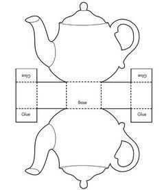 Image result for pinterest teacup greeting card