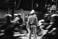 Traffic Cop. by Roger Stonehouse on 500px