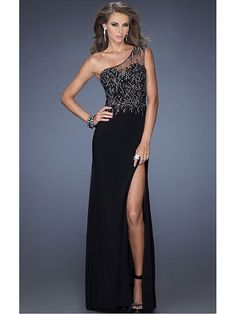 Elegant Sheath Sleeveless Black Chiffon Evening Dresses