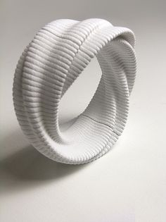Daniel Widrig, London architect, uses 3D for clothes and jewelry - wwwdanielwidrigcom - 3d printed.. plaster-based