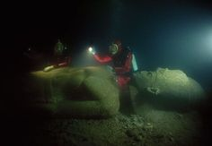 Visit Thonis-Heracleion – Egypt's Lost, Sunken City