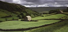 Are these the ten best landscapes in Britain? Swaledale, Yorkshire