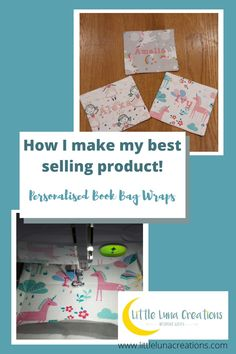 Embroidery Software, Embroidery Files, Best Lunch Bags, Starting School, School Bags For Kids, Craft Business, Craft Tutorials, Cute Gifts, Special Gifts