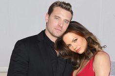 General Hospital Spoilers | The Corners of My Mind: Billy Miller - Rebecca Herbst  from http://generalhospital.about.com