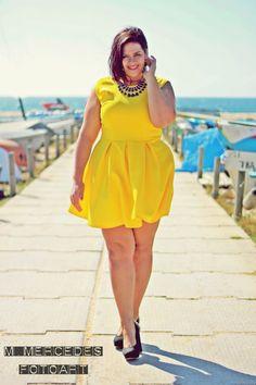 Piensa en amarillo · Outfit