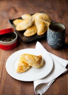 chinese beef curry pastries recipe | use real butter