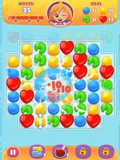 Candy Rain 4 Game - ArcadeHole.com