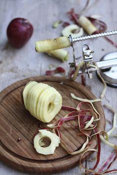 HerzStück - Apfelchips, Apfelringe