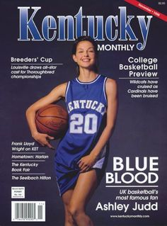 kentucky-wildcats-basketball-pictures/Ashley-Judd-Kentucky-basketball