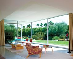 Kaufmann House, Palm Springs Architecture Revisited, Palm Springs California