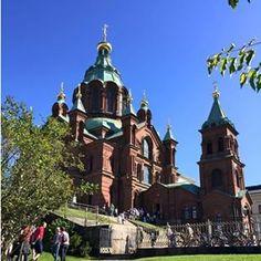Exploring #Helsinki - Day 2 - #finland #achickinFinland #chicksandtripsontheroad #instatravel #instafinland