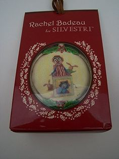 Collectible hand-crafted Christmas ornament!! Jack-in-the-Box Clown Christmas Ornament, Rachel Badeau for Silvestri, 2.5 x 2.5 inches Demdaco http://www.amazon.com/dp/B015F0GD6E/ref=cm_sw_r_pi_dp_rI3Awb1QEMYA9
