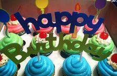 Happy Birthday!! Cricut Creations