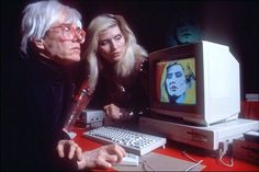 Andy Warhol's early digital works, lost for 30 years, go on view in Pittsburgh in May.