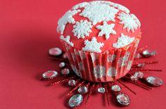 Snowflake cupcakes recipe - goodtoknow