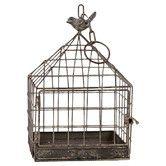 Found it at Wayfair - Wire Mesh Metal Bird Cage