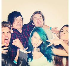 Anthony Joey, Anthony, Kalel, Pewdiepie, Marzia! OMG freaking out right now!!!