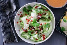 Frisk, Caprese Salad, Chili, Vegan, Recipes, Food, Cilantro, Chile, Essen