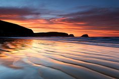T a u t u k u by Luke Tscharke.  Tautuku Bay, Catlins Conservation Park, Southland, New Zealand.