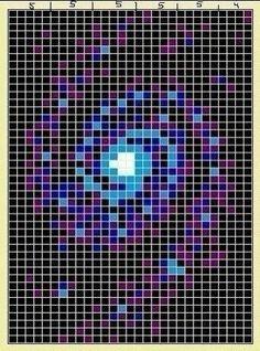 Minecraft Pattern, Pixel Pattern, Minecraft Pixel Art, Alpha Patterns, Bead Loom Patterns, Beading Patterns, Cross Stitch Patterns, Crochet Cross, Crochet Chart