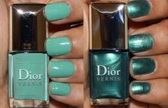 Are These Nails the Hottest Color of the Season?