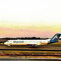 Skywest (Australia) Fokker 100