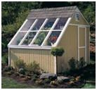 Sheds, Solar Sheds, Small Storage Barns and Canopies on Sale at Betty Mills