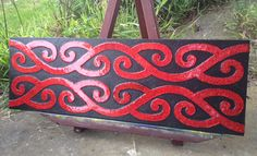 MaoriRedLong  Paintings - Angela Lane ~ Artist