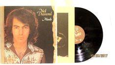 1972 Neil Diamond Moods Uni LP 33 Vinyl Record 93136 Pop #1970sEasyListeningTraditionalVocal