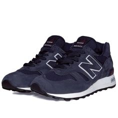 New Balance Made In The USA M1300NR - Navy / Red   Sole Collector