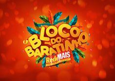 Bloco do Baratinho | RedeMais on Behance