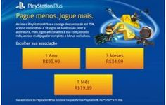 """"""""""">  Sony lança Playstation Plus no Brasil sem alarde"""